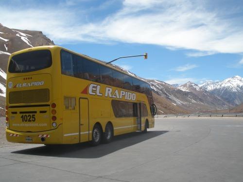 el rapido to Mendoza